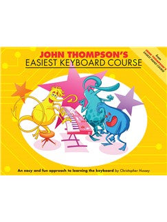 John Thompson's Easiest Keyboard Course