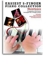 Easiest 5-Finger Piano Collection: Showtunes