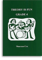 Maureen Cox: Theory Is Fun - Grade 4