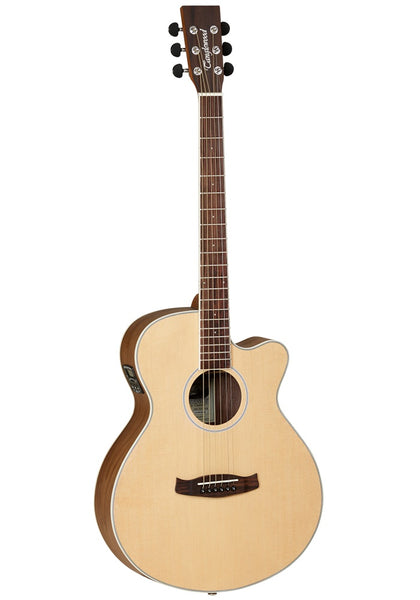 Tanglewood Discovery (DBT-SFCE-BW) Black Walnut Electric Acoustic