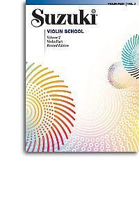Suzuki Violin School Volume 2 - Violin Part (Revised Edition)