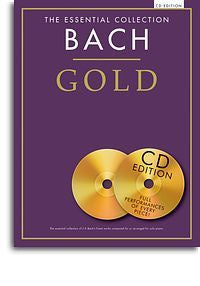 The Essential Collection: Bach Gold (CD Edition)