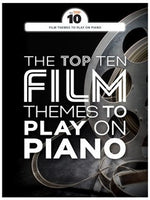 The Top Ten Film Themes To Play On Piano