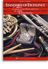 Standard Of Excellence: Comprehensive Band Method Book 1 (Trombone Bass Clef) *D