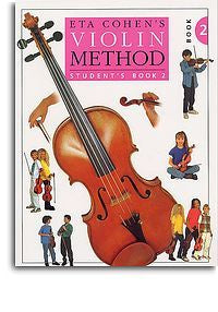 Eta Cohen: Violin Method Book 2 - Student's Book