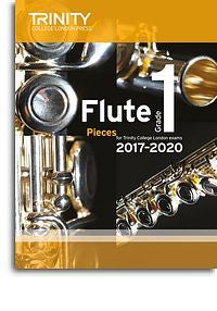 Trinity College London: Flute Exam 2017-2020 - Grade 1 (Score/Parts)