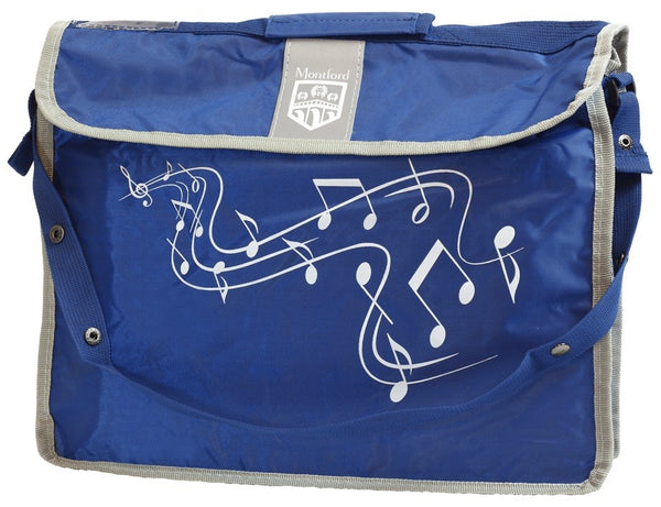 Montford (MFMC2BL) Music Carrier Plus - Blue