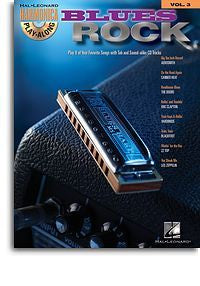 Harmonica Play-Along Volume 3: Blues Rock