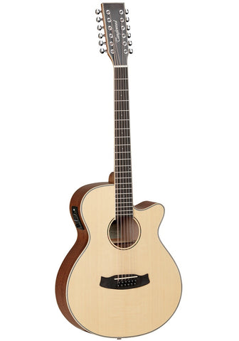 Tanglewood Winterleaf (TW12-CE) Electric Acoustic 12 String Guitar