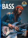 Rockschool: Bass Grade 8 2018+ (Book/Audio)