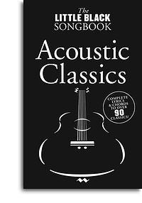 The Little Black Songbook: Acoustic Classics