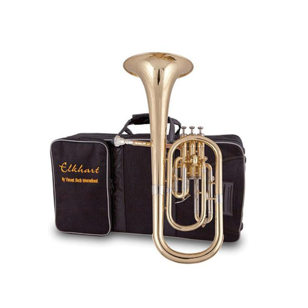 Elkhart 100THB student tenor horn outfit