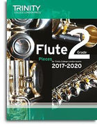 Trinity College London: Flute Exam 2017-2020 - Grade 2 (Score/Parts)