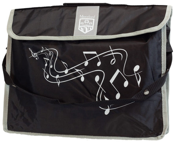 Montford (MFMC2BK) Music Carrier Plus - Black