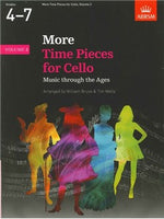 ABRSM More Time Pieces for Cello, Volume 2