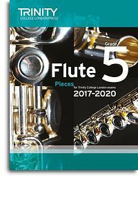 Trinity College London: Flute Exam 2017-2020 - Grade 5 (Score/Parts)