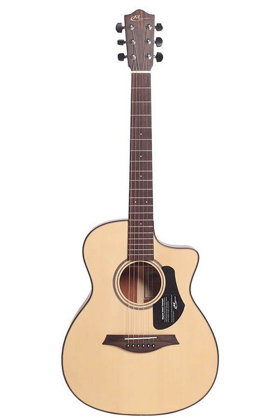 Mayson Elementary (ATLAS/E) Electric Acoustic Travel Guitar
