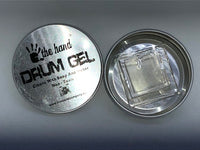 The Hand Drum Control Gels In Tin  - Transparent