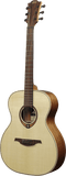 Lag Tramontane (T88A) Solid Top Auditorium Acoustic Guitar - Natural Gloss