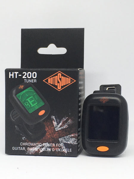 Rotosound (HT-200) Clip on tuner