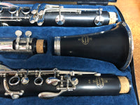 USED Buffet B12 Bb Clarinet #825