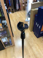 Percussion Plus (PP1032) Straight Microphone Stand (Inc clip)