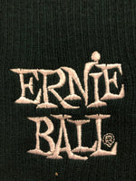 Ernie Ball Embroidered Dark Green Beanie / Hat - One Size Fits All