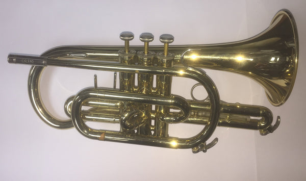 Ex Rental Bach CR310 lacquered cornet
