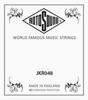 Rotosound Single .048 Phosphor Bronze Wound Guitar String