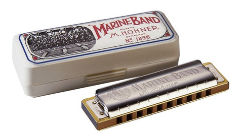 Hohner Marine Band - Key G