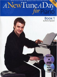 A New Tune A Day: Piano - Book 1 (DVD Edition)