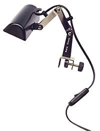 K&M (12255) Mains Music Stand Light / Lamp