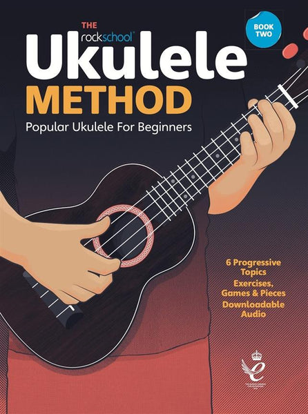 Rockschool Ukulele Method - Book 2