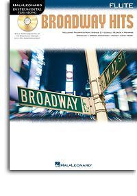 Flute Play-Along: Broadway Hits