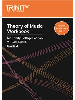 Theory of Music Workbook for Trinity College London Grade 4