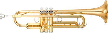 Yamaha YTR4335GII trumpet outfit