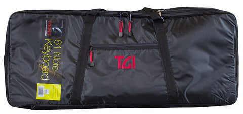 TGI 61 key keyboard gig bag - Transit Series
