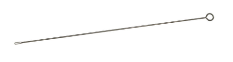 Trombone cleaning rod
