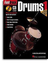 Fast Track: Drums - Book One