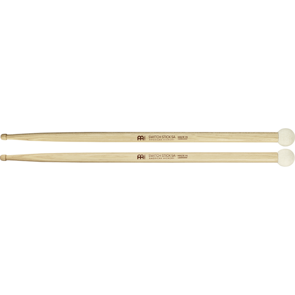Meinl (SB120) Switch Hybrid Dual Sticks / Mallet