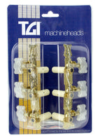 TGI (TG444) Gold Lyre  Classical Guitar Machine Head