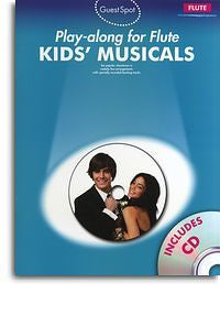 Guest Spot: Kids' Musicals - Play-Along For Flute