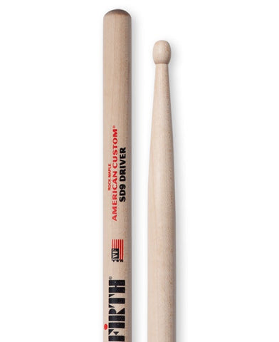 Vic Firth SD9 Driver wooden tip drumsticks