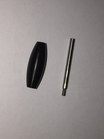 Genuine Yamaha part N3343660 saxophone key roller and N3141601 rod