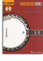 Hal Leonard Banjo Method - Book 2 (2nd Edition)