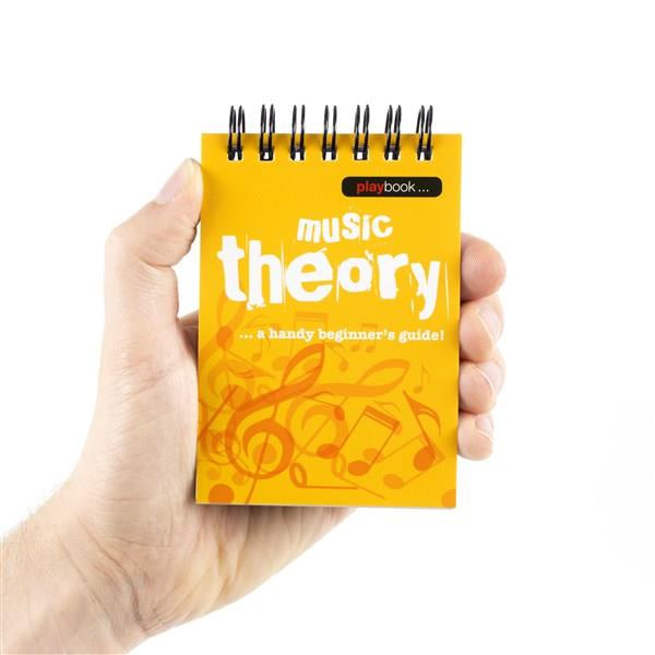 Playbook - Music Theory - a handy beginner's guide