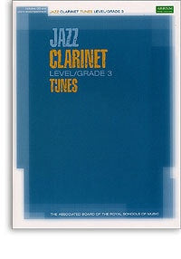ABRSM Jazz Clarinet Tunes Level/Grade 3 (Book/CD)