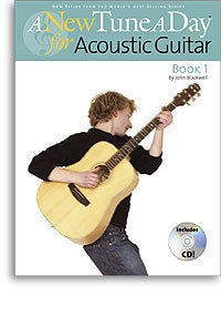 A New Tune A Day: Acoustic Guitar - Book 1 (CD Edition)