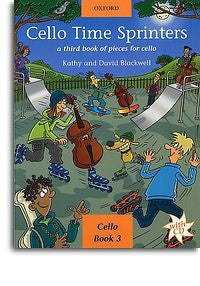 Kathy/David Blackwell: Cello Time Sprinters (CD Edition)