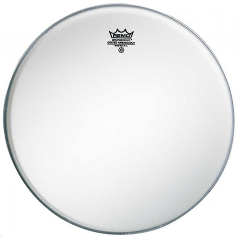 "(N) Remo 12"" coated ambassador drum head"